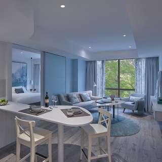 Two Nights Stay 1-Bedroom Executive Suite at Winsland Suites by Lanson Place Singapore