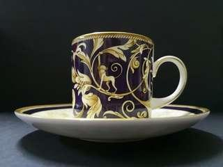Wedgwood cappuccino cup and saucer