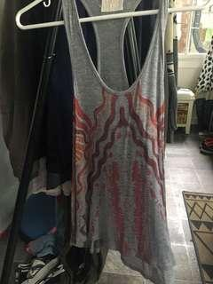 Small flows tank/tunic