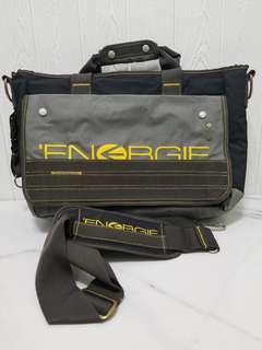意大利名牌 ENERGIE 斜揹袋/手挽袋/公士包袋