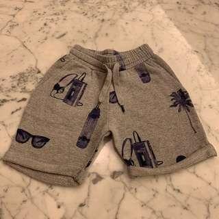 Soft Gallery grey shorts