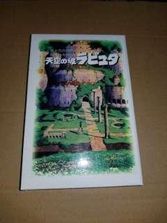 宮崎駿動畫 天空之城 明信片36張