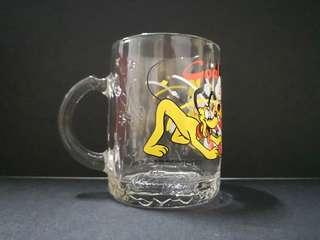 Mikey mouse and friends Coca-Cola glass