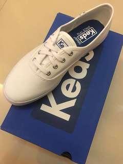 Keds 經典小白鞋5.5號