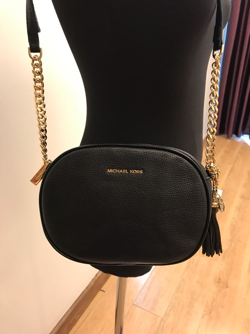 1ea35fe6841ac6 💯 Authentic mk Ginny sling bag for let go!!, Luxury, Bags & Wallets on  Carousell