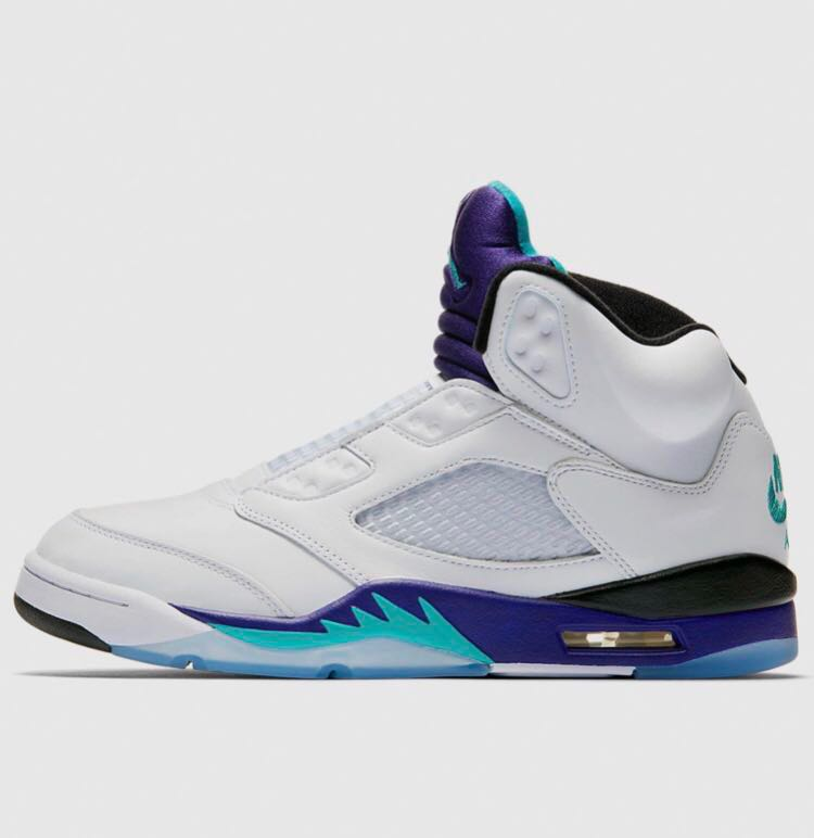 best sneakers 51d7c 5328a Air Jordan 5 NRG  Fresh Prince , Men s Fashion, Footwear, Sneakers ...
