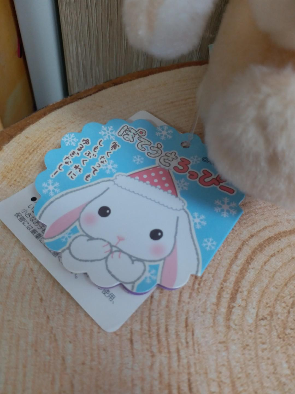 Amuse冬日兔寶寶
