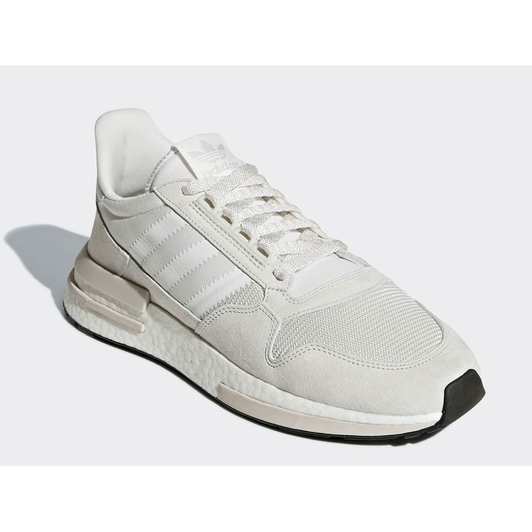 cd45de534 Authentic Adidas ZX500 RM White Grey