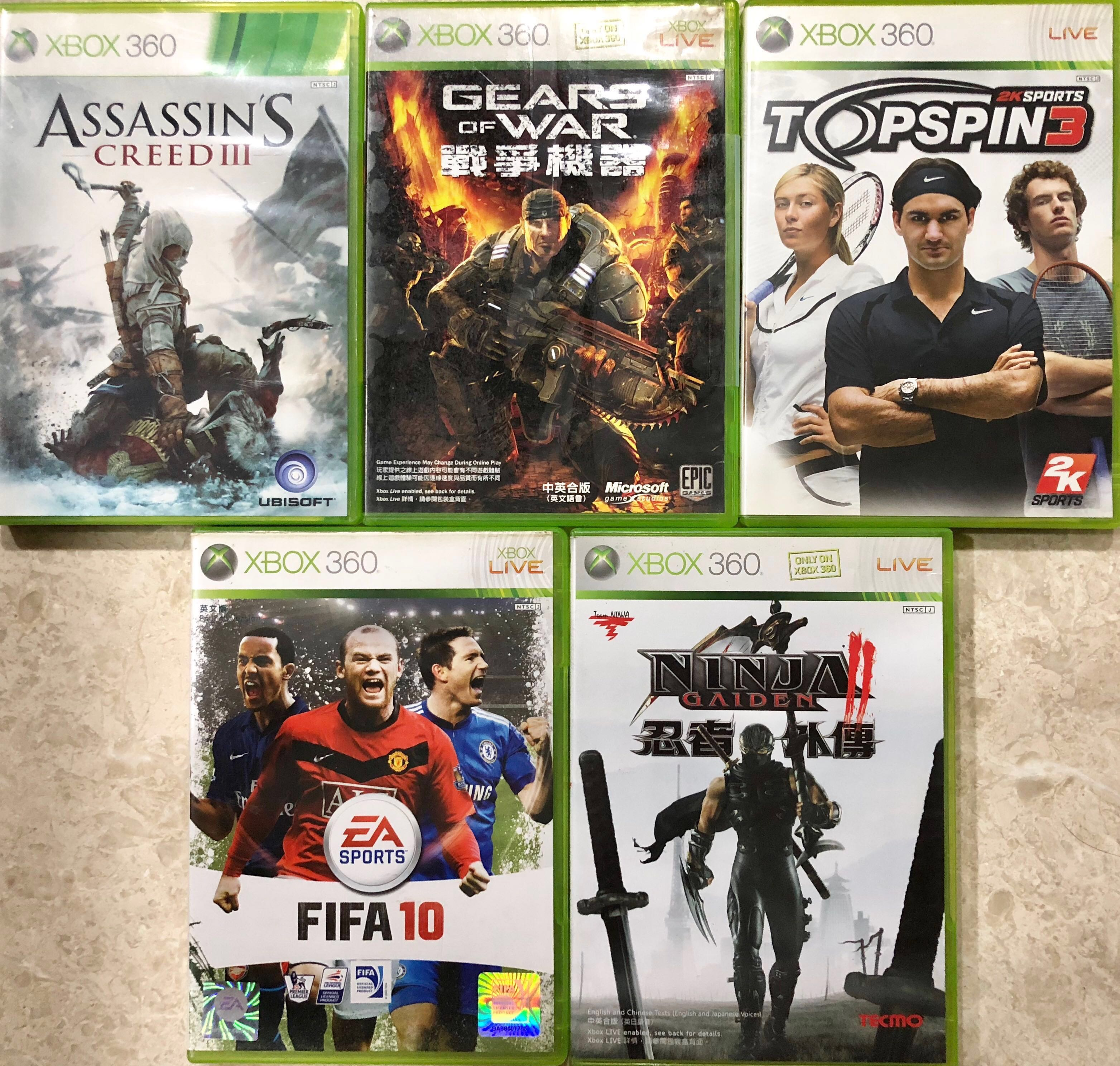 🎮Cheap XBOX 360 Games, Toys & Games, Video Gaming, Video