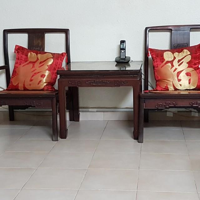 Chinese Rosewood Furniture