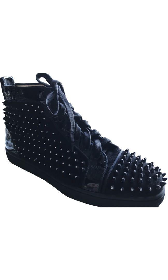 lowest price 26c1a 2b4bb Christian Louboutin Men's Sneakers