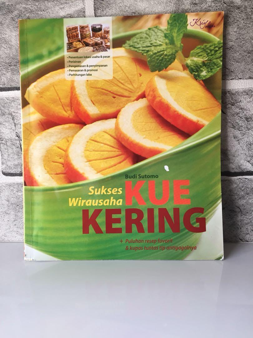 Cook Books Sukses Wirausaha Kue Kering