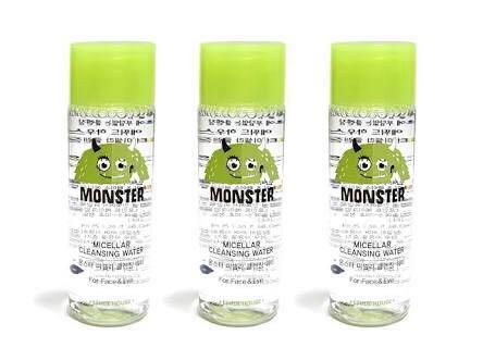Etude House Monster Micellar Cleansing Water 25ml, Health & Beauty, Skin, Bath,