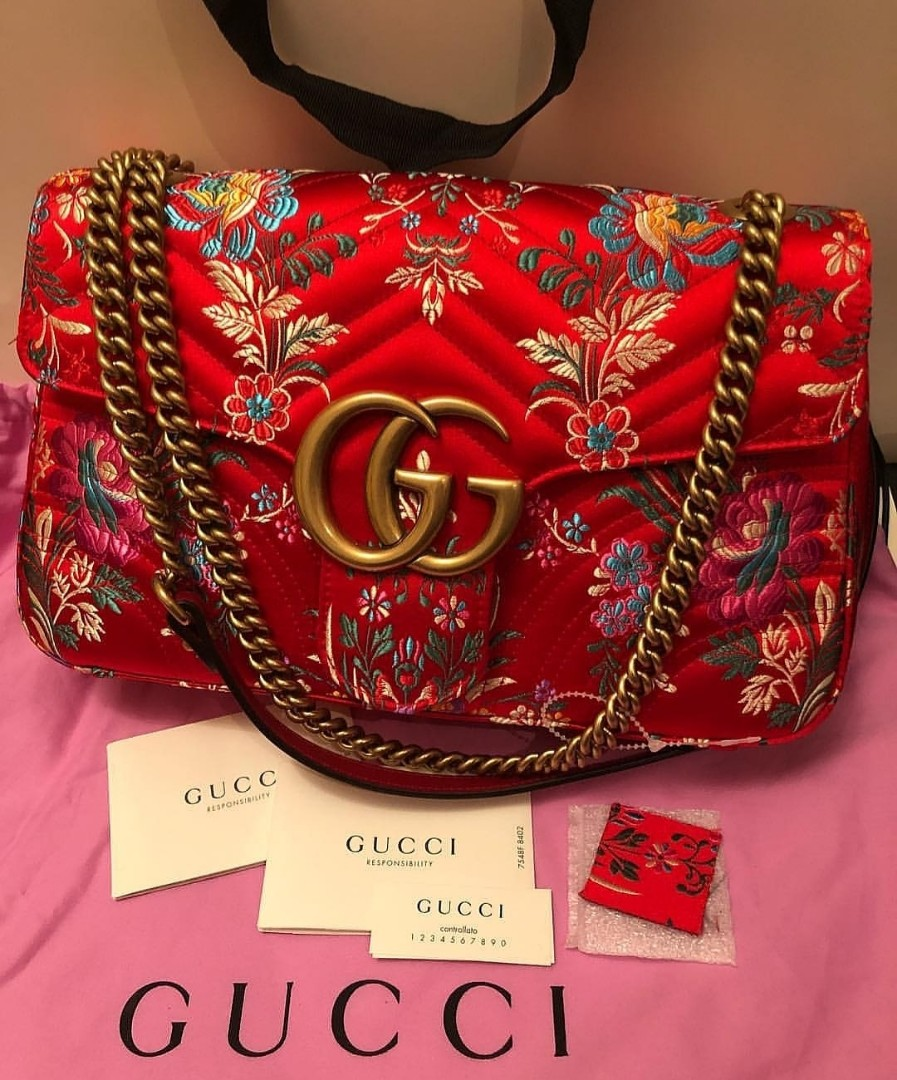 Gucci Marmont Tokyo Edition Authentic Luxury Bags Wallets On Alma Mini Bag Carousell