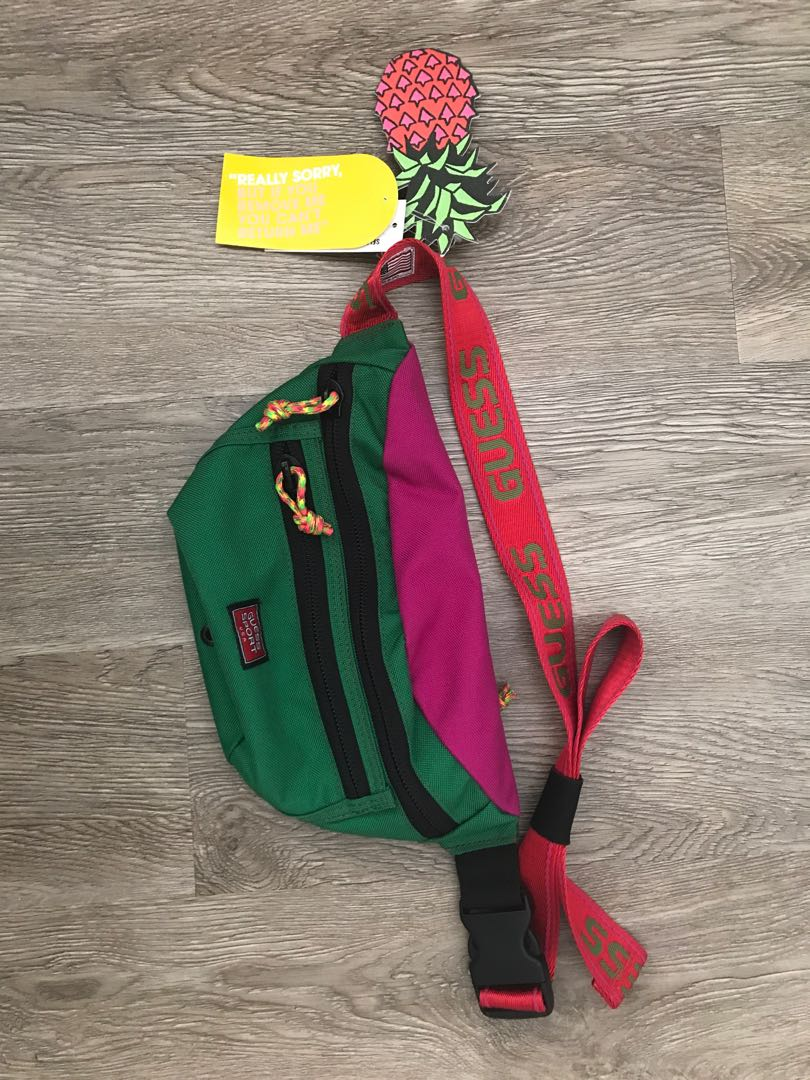Guess Farmers Market Sean Wotherspoon Waist Bag 96a966aa6aa37