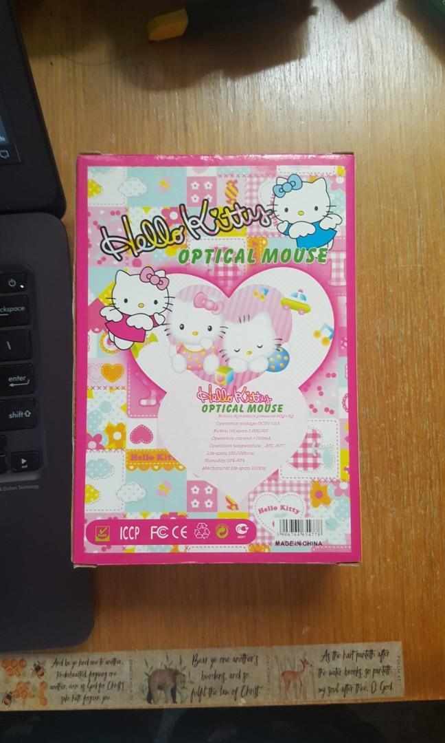 Hello Kitty Optical Mouse