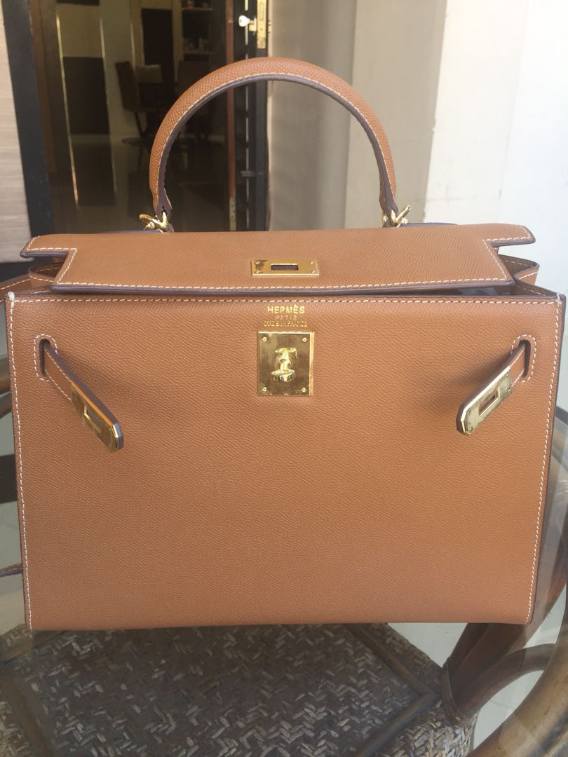 39b7bc2f59 Hermes kelly size 30