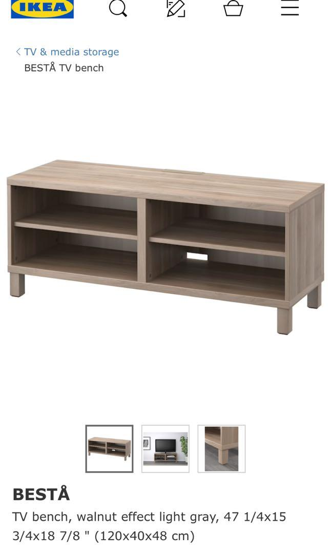 IKEA bests tv unit