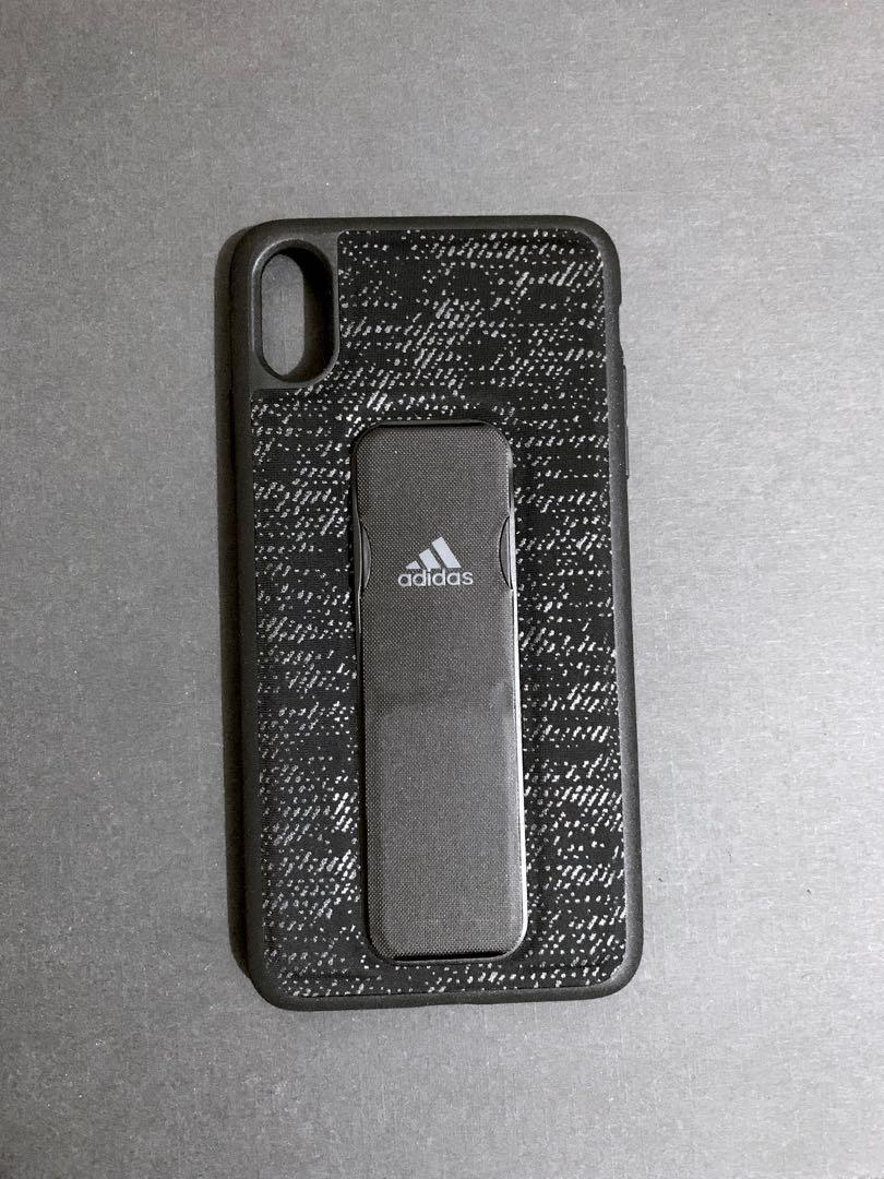 Minimizar Disciplinario marca  iPhone XS Max x ADIDAS Sport Grip Case, Mobile Phones & Tablets, Mobile &  Tablet Accessories, Cases & Sleeves on Carousell