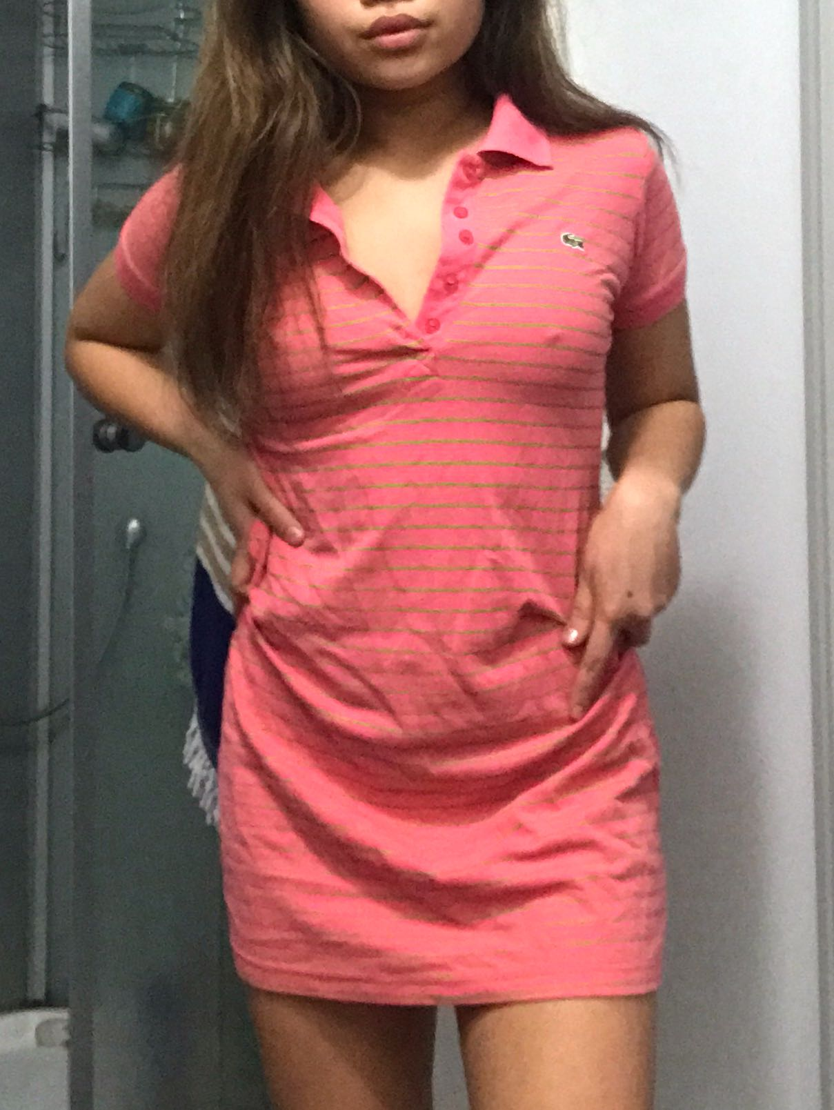 Polo On FashionClothes Lacoste DressWomen's Carousell 0vm8nwN