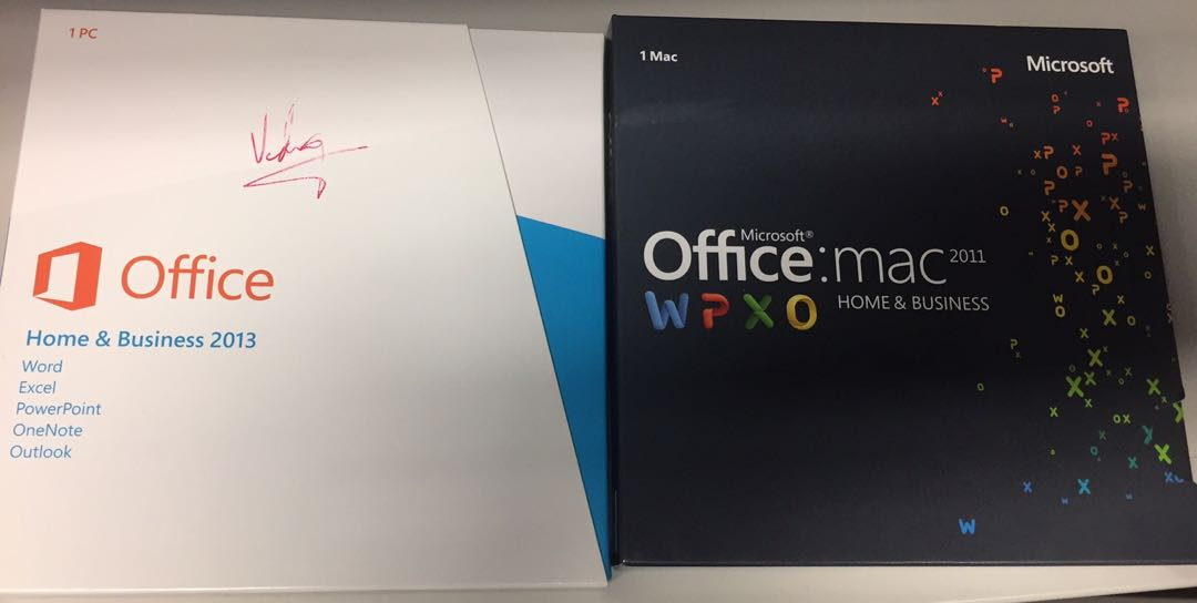 windows office for mac 2013