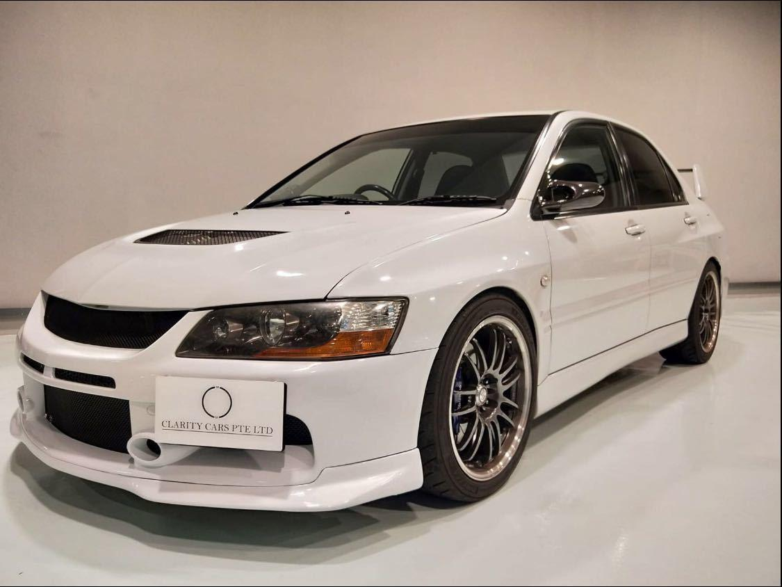 MITSUBISHI EVO-9 GSR 2 0 M, Cars, Cars for Sale on Carousell