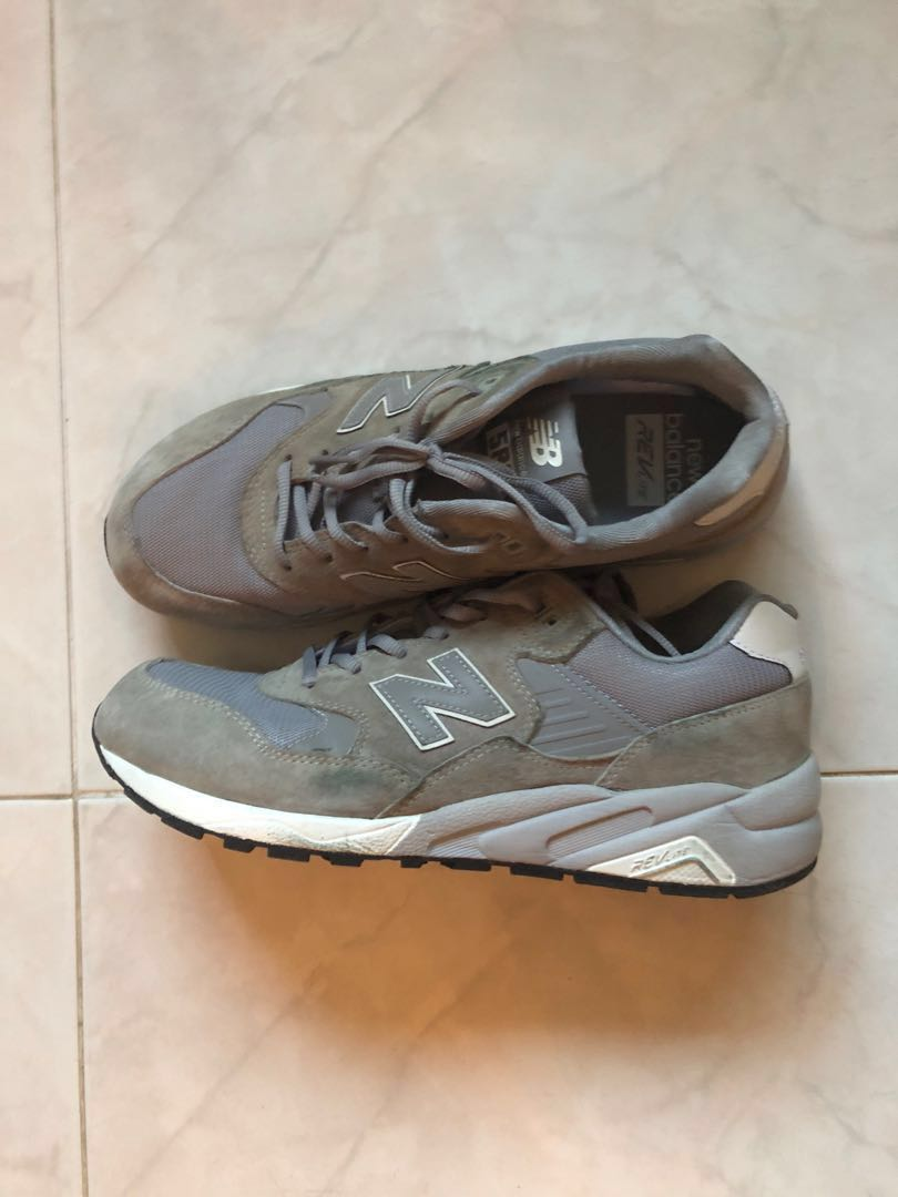 detailed look 86253 96288 New balance 580