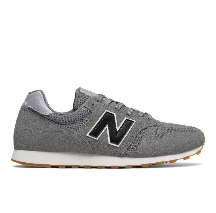 sports shoes 7fafc 6bf88 New Balance ML373 Grey Shoes, Men's Fashion, Footwear ...
