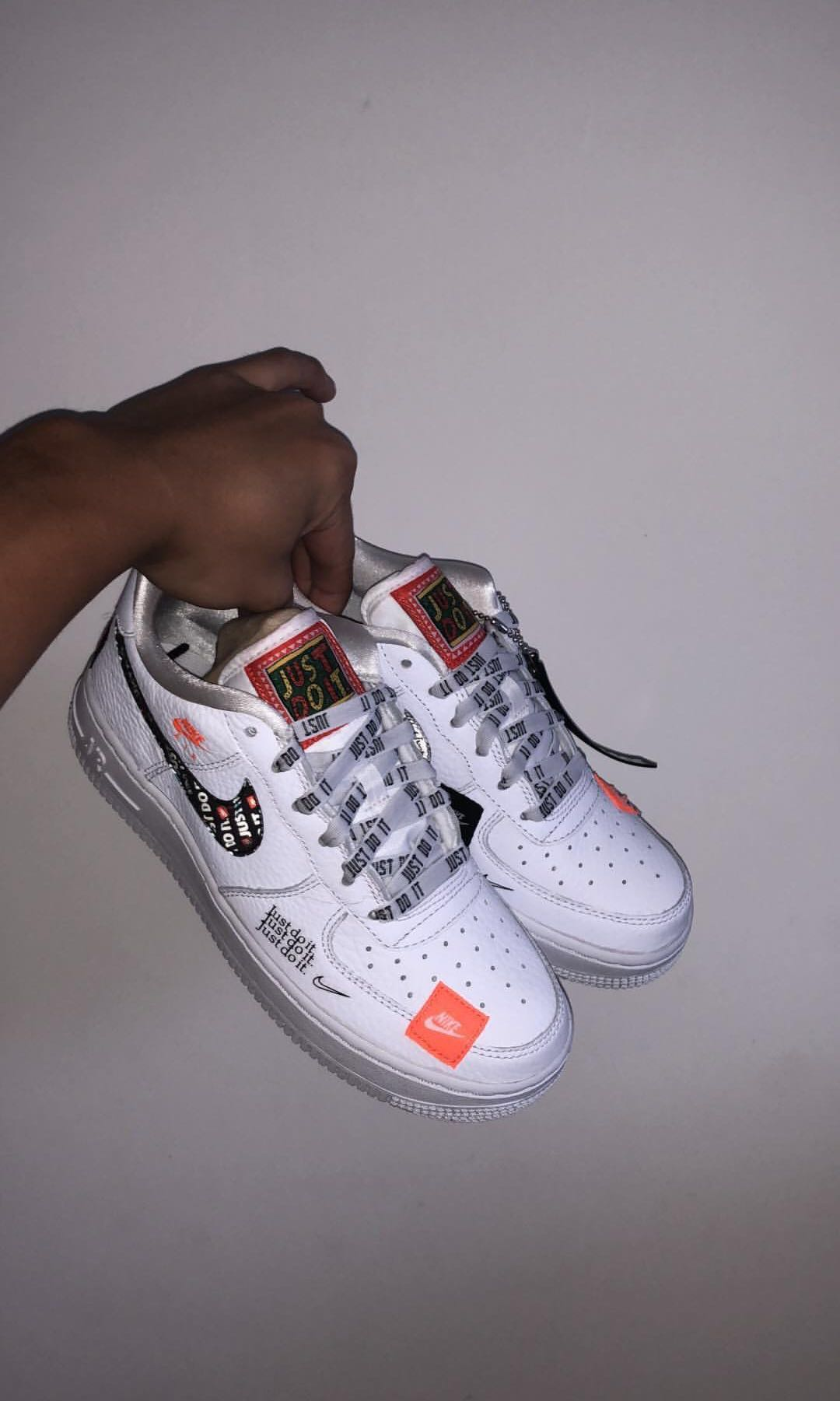 quality design b3dd7 29337 Nike Air Force AF1 JDI Just Do It, Men s Fashion, Footwear, Sneakers on  Carousell