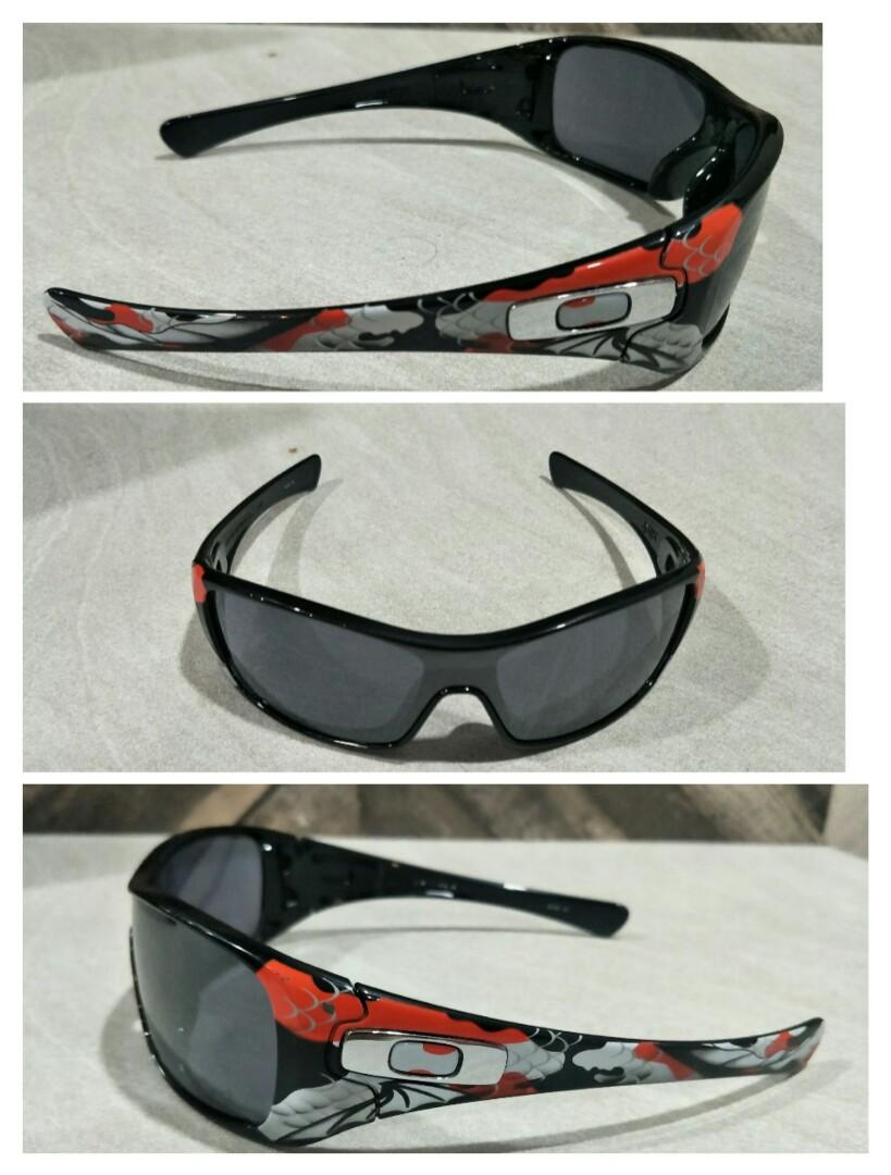 861d5077d57 Oakley Antix Ernesto Fonseca koi fish series