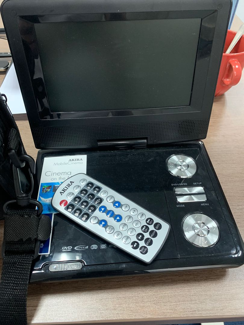 Portable Tv Cum Dvd Player For Sale Home Appliances Tvs