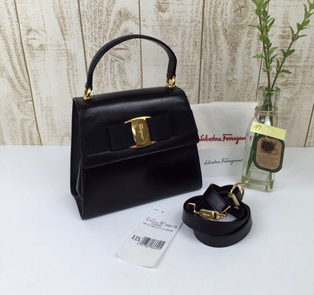 a1ff55f765 Reserved* Ferragamo Sling Bag, Luxury, Bags & Wallets, Handbags on ...