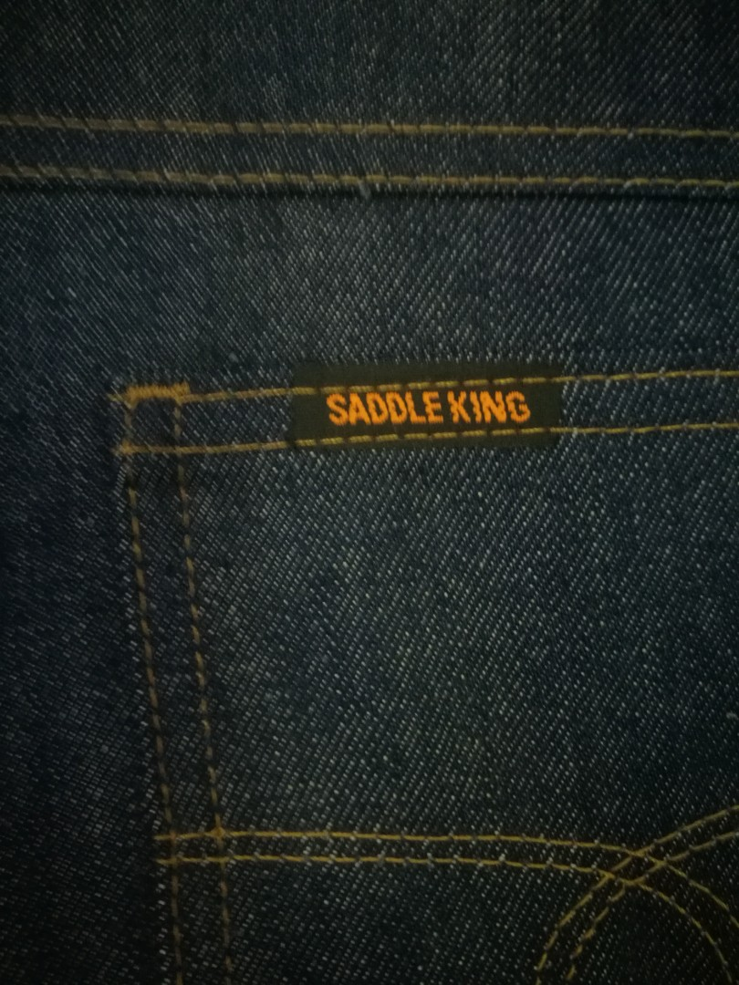Saddle King Jeans Mens Fashion Clothes On Carousell