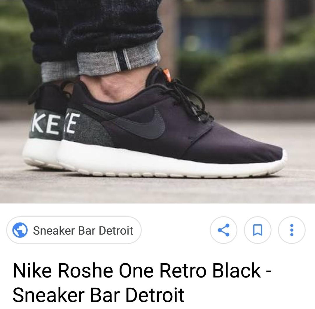 c73da54177919f Sale Nike roshe 1 size 9.5