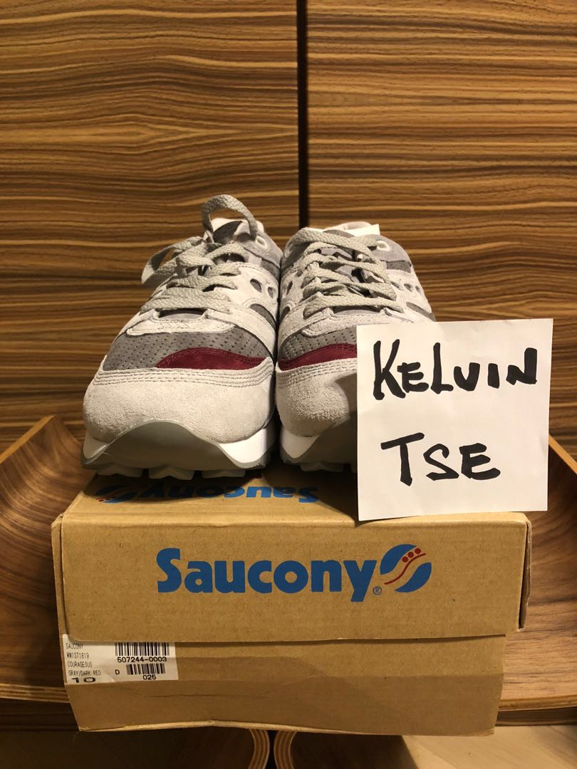 585d3288176d Saucony x White Mountaineering Courageous