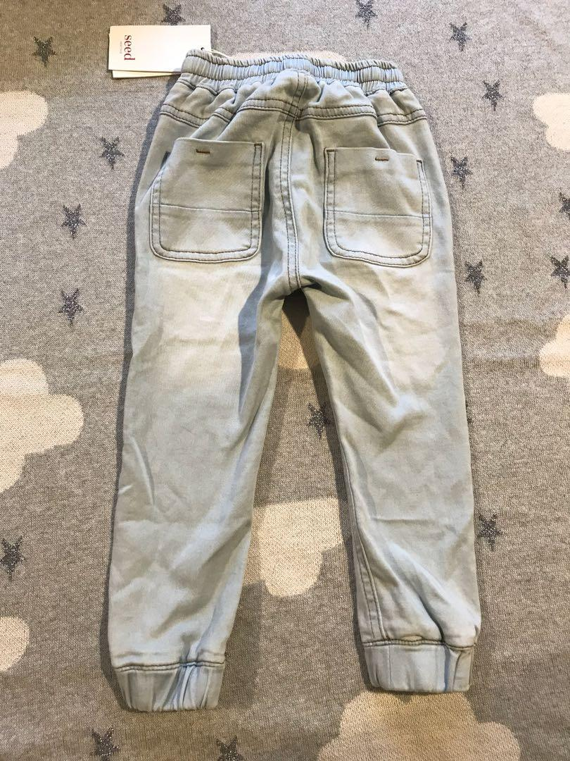 Seed soft boys jeans BNwT 1-2