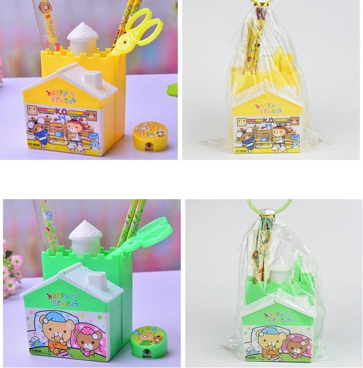 Stationery Kit Gift Promotions For Children To Learn