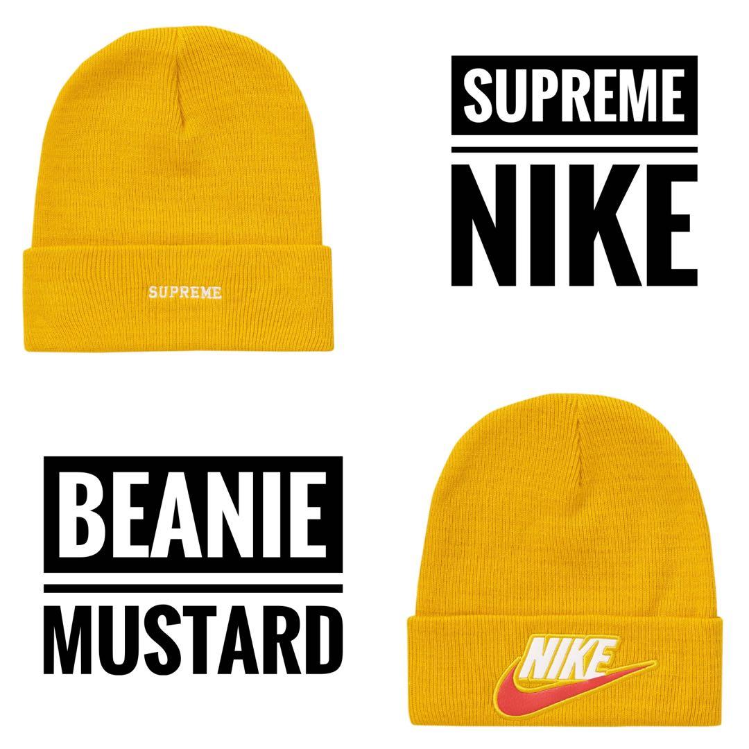 Supreme x Nike Beanie ec09726ad739