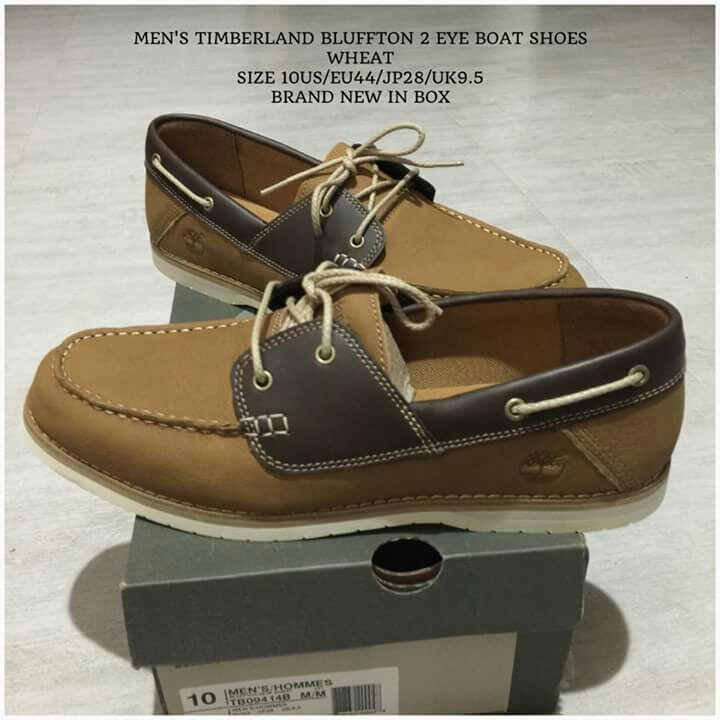 Timberland Boat Shoes Size 10US c1d79dd03