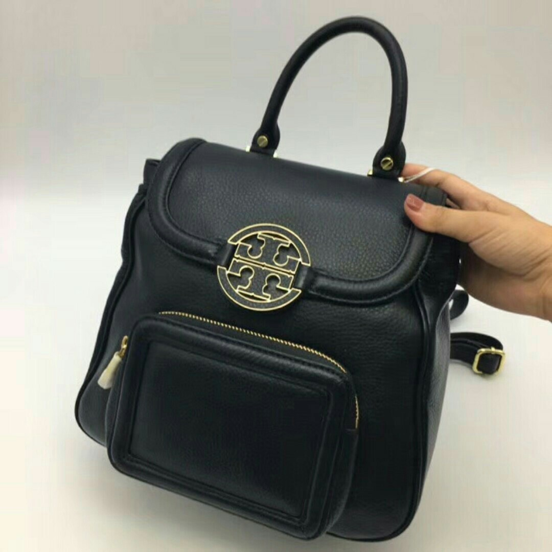 Tory Burch backpack, Luxury, Bags   Wallets, Backpacks on Carousell 7b390d67c8