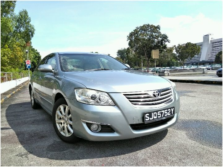 Toyota Camry Auto Cars Vehicle Rentals On Carousell - Auto de