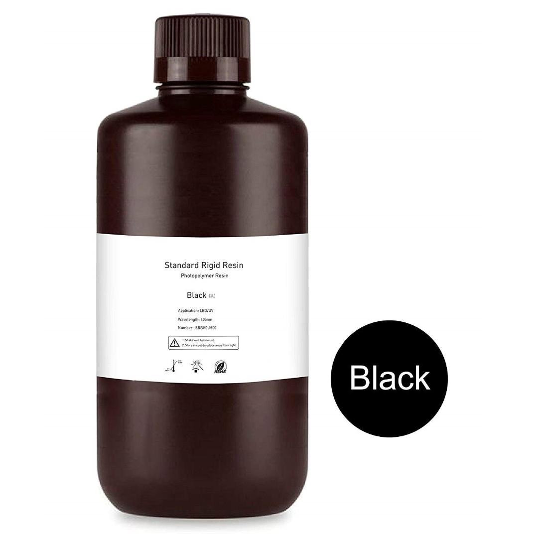 UV Resin 1L Black - for 3D Printer LCD 405nm