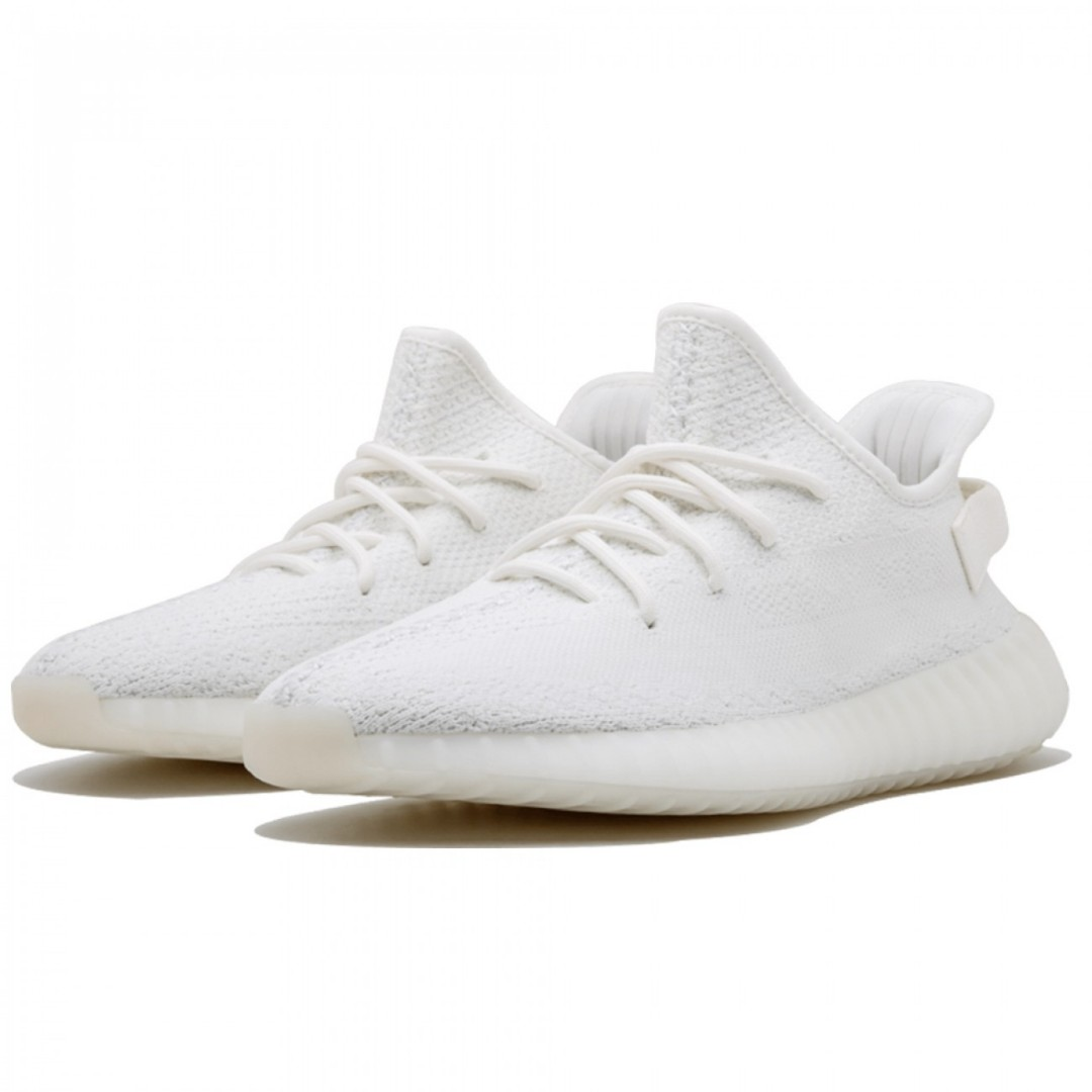 6d815989bd295 Yeezy Boost 350 V2 - Cream White (CP9366) - UK11.5