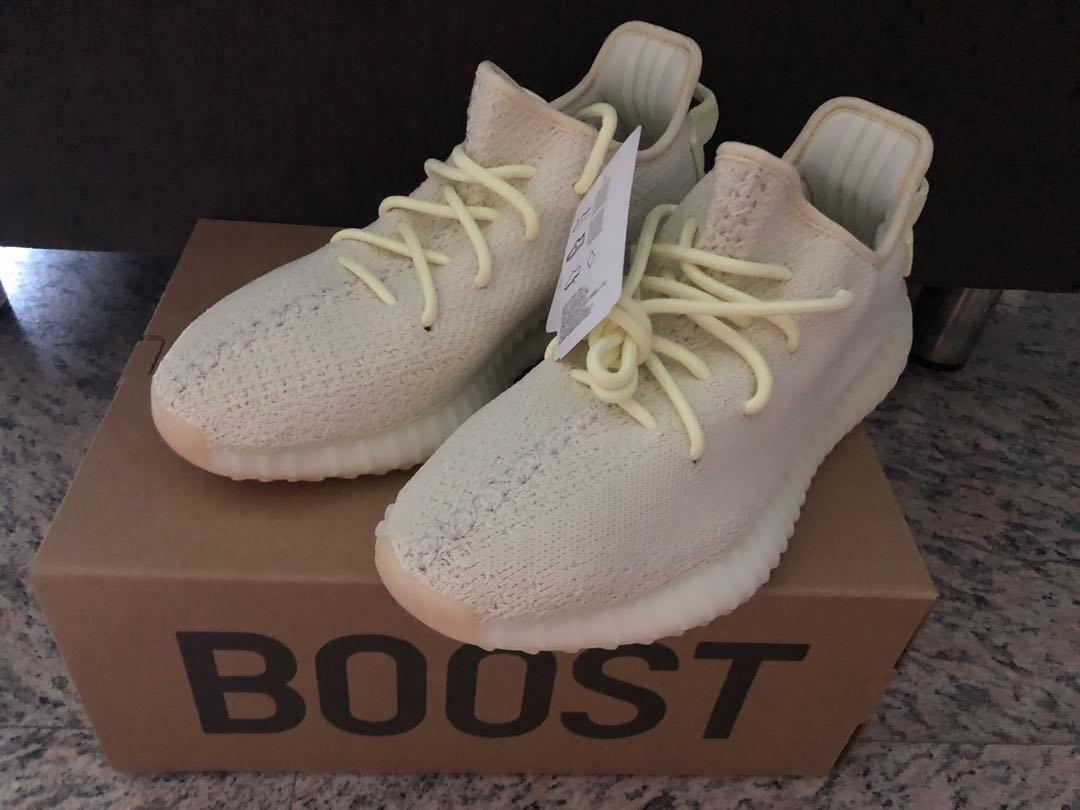 b7806264f6e Yeezy Boost 350 V2 Butter