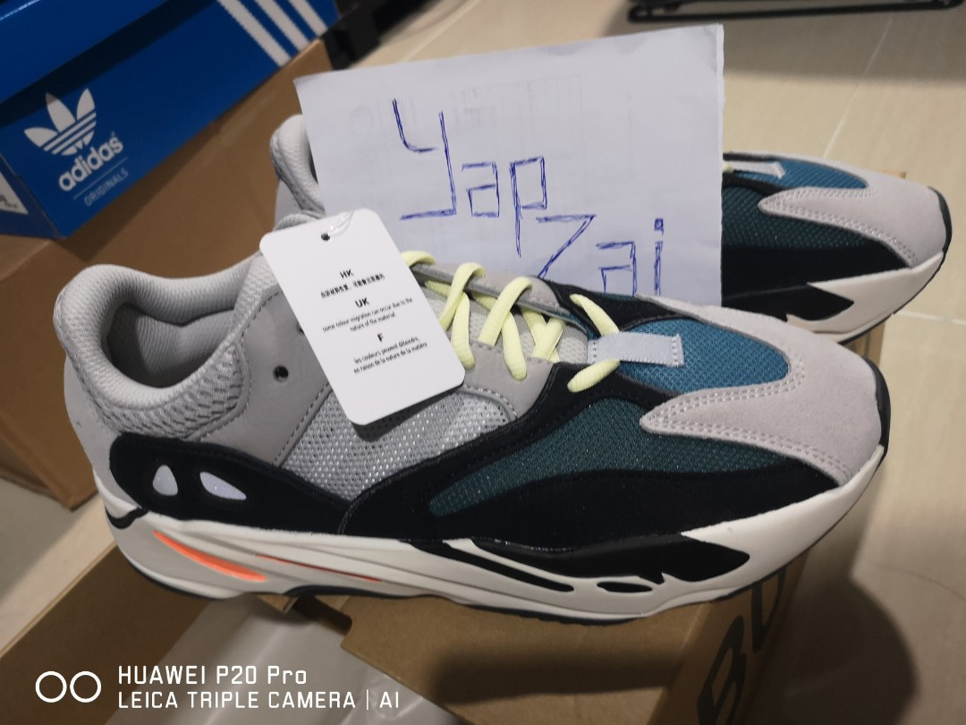 lowest price 0d8ce 9d511 Yeezy Boost 700 Wave Runner Uk9 Retail plus tax