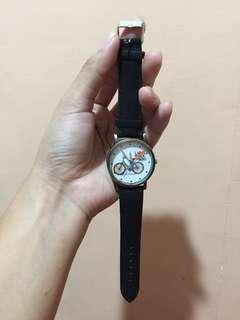 Bicycle theme Watch