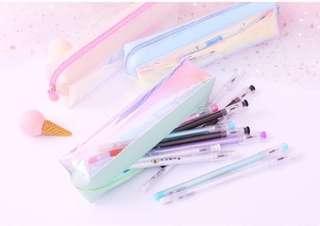Halo pencil case
