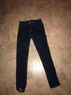 Roots skinny jeans