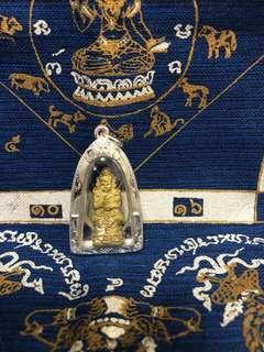 Thai Amulet Lp Phrom taoweeskuwan Be 2553