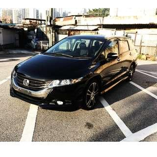 HONDA ODYSSEY ABSOLUTE RB3 2.4 2009